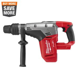 Milwaukee M18 FUEL 18-Volt Lithium-Ion Brushless Cordless 1-9/16 in. SDS-Max Rotary Hammer (Tool-Only)