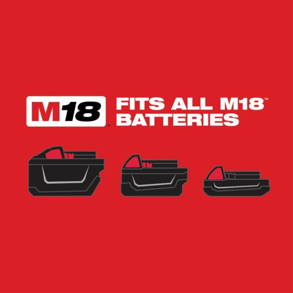 Milwaukee M18 Fuel 18-Volt Lithium-Ion Brushless Cordless Angler 240 ft. Steel Pulling Fish Tape Kit W/ (2) 2.0Ah Batteries