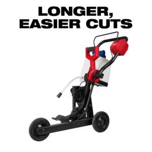 Milwaukee Cut Off Saw Cart