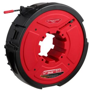 Milwaukee M18 FUEL Angler 200 ft. Non-Conductive Polyester Pulling Fish Tape Drum