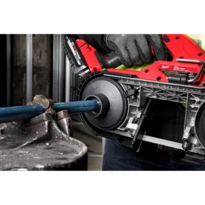 Milwaukee M18 FUEL Compact Band Saw Reamer Attachment