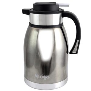Mr. Coffee Colwyn 2 Qt. Thermal Coffee Pot