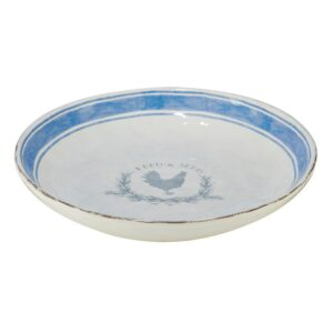 Certified International Urban Farmhouse Multi-Colored 13 in. x 3 in. Serving/Pasta Bowl