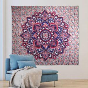 WallPops Myra Pink Wall Tapestry