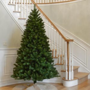 National Tree Company 7-1/2 ft. North Valley Spruce Hinged Artificial Christmas Tree