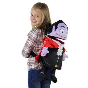 Northlight 21 in. Musical Animated Vampire Children's Halloween Trick or Treat Bag