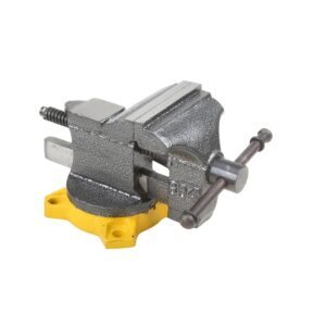 OLYMPIA 4 in. Bench Vise