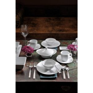 Oneida Fulcrum 18/10 Stainless Steel Salad/Dessert Forks (Set of 12)