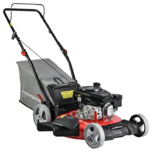 PowerSmart 21 in. 3-in-1 170cc Gas Walk Behind Push Lawn Mower