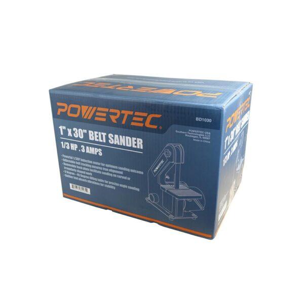 POWERTEC 1 in. x 30 in. Belt Sander