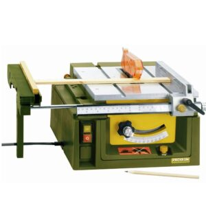 Proxxon Table Saw FET with 24-Tooth Saw Blade
