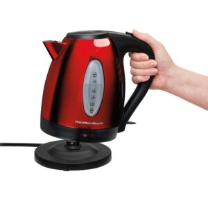 Hamilton Beach 7-Cup Stainless Steel Electric Kettle