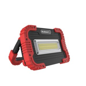 Stalwart 450 Lumens LED Work Light with Rotating Handle