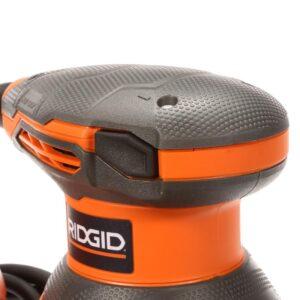 RIDGID 3 Amp Corded 5 in. Random Orbital Sander with AIRGUARD Technology
