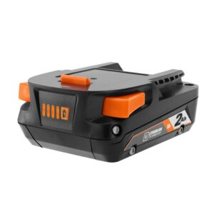 RIDGID 18V Brushless SubCompact Cordless 1/2 in. Drill Driver Kit with (2) 2.0 Ah Battery, Charger and Bag