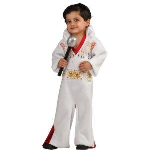 Rubie's Costumes Infant Toddler Elvis Romper Costume