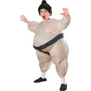 Rubie's Costumes Inflatable Sumo Child Costume