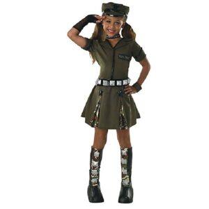 Rubie's Costumes Medium Major Flirt Child Costume
