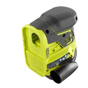 RYOBI 18-Volt ONE+ Cordless Brushless Belt Sander with Dust Bag and Corner Cat Sander with Sample Sandpaper (Tools Only)