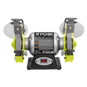 RYOBI 2.1 Amp 6 in. Grinder with LED Lights