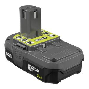 RYOBI 18-Volt ONE+ Cordless 6-1/2 in. Circular Saw with Lithium-Ion 2.0 Ah Battery and Dual Chemistry IntelliPort Charger