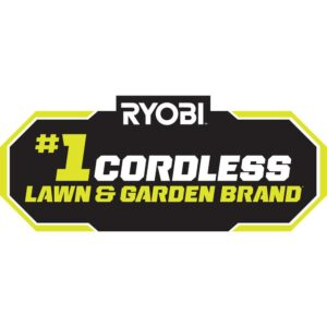 RYOBI 110 MPH 525 CFM 40-Volt Lithium-Ion JetFan Leaf Blower and 10 in. 40-Volt Pole Saw with4.0Ah Battery andCharger Included