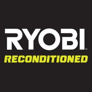 RYOBI Reconditioned 160 MPH 520 CFM 25cc Gas Jet Fan Blower