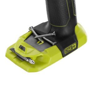 RYOBI 18-Volt ONE+ Cordless 1/2 in. Hammer Drill/Driver with 1.5 Ah Compact Lithium-Ion Battery