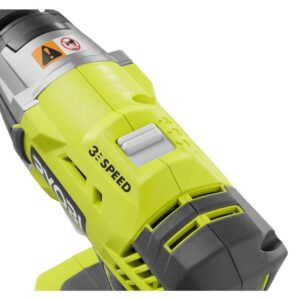 RYOBI 18-Volt ONE+ Cordless 3-Speed 1/2 in. Impact Wrench (Tool-Only)