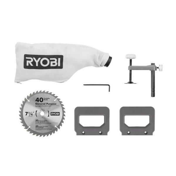 RYOBI 7-1/4 in. Compound Sliding Miter Saw