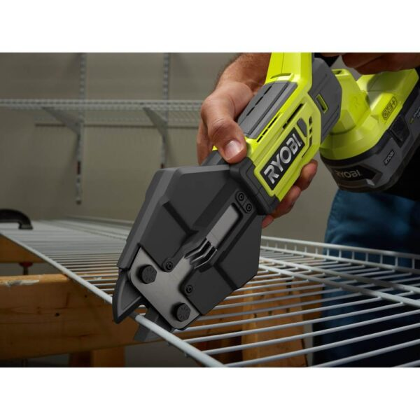 RYOBI 18-Volt ONE+ Cordless Bolt Cutters (Tool Only)