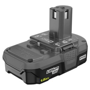 RYOBI 18-Volt Cordless ONE+ 1/2 in. Drill/Driver Kit w/(1) 1.5 Ah Battery and Charger and Black Oxide Drill Bit Set (21-Piece)