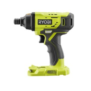 RYOBI ONE+ 18V Cordless 1/4 in. Impact Driver Kit with (2) 1.5 Ah Batteries, Charger, and Bag, with Driving Kit (70-Piece)