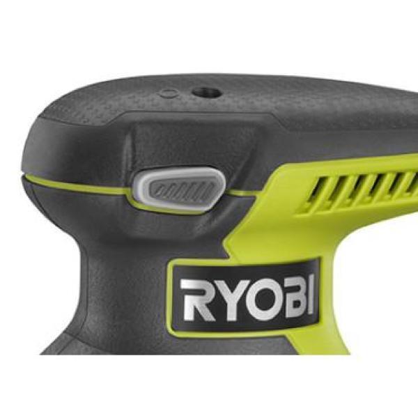 RYOBI 2 Amp Corded 1/4 Sheet Sander