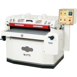 Shop Fox 37 in. 10 HP 240-Volt Drum Sander