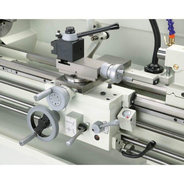 Shop Fox 2 HP 220-Volt Gunsmith Lathe with Stand