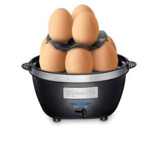 Cuisinart Central 10-Egg Stainless Steel Egg Cooker