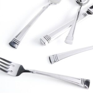 Gibson Cordell 20-Piece Stainless Steel Flatware Set (Service for 4)