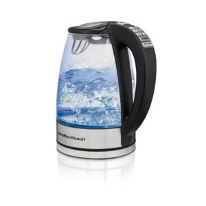 Hamilton Beach 7-Cup Stainless Steel Variable Temperature Kettle