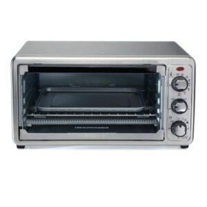 Hamilton Beach 1440-Watt 6-Slice Stainless Steel Toaster Oven
