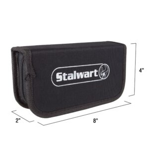 Stalwart Watch Repair Kit (144-Piece)