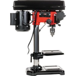 Stark 8 in. Stationary Benchtop 5-Speed Wood Workbench Drill Press Station
