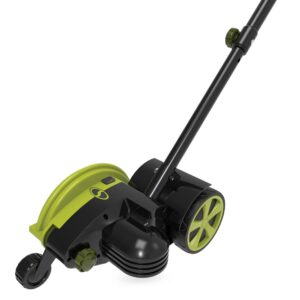 Sun Joe 12 Amp 2-in-1 Electric Wheeled Garden Lawn and Landscape Edger and Trencher