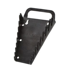 TEKTON 5 in. 9-Tool Store-and-Go Wrench Rack Keeper in Black