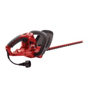 Toro 22 in. 4.0-Amp Electric Corded Hedge Trimmer, Gripped Handle with Dual Action Blades