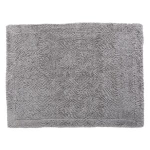 Noble House Toscana Trout Faux Fur Throw Blanket
