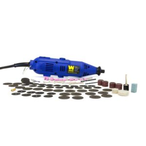 WEN Factory Reconditioned 101-Piece Rotary Tool Kit with Variable Speed