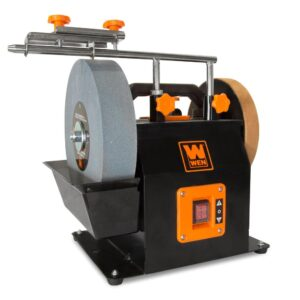 WEN 10 in. 2-Direction Water Cooled Wet/Dry Sharpening System