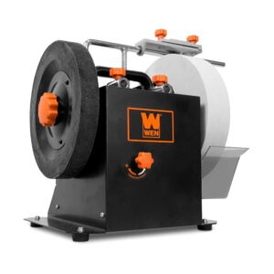 WEN 10 in. Variable-Torque Water Cooled Wet and Dry Sharpening System