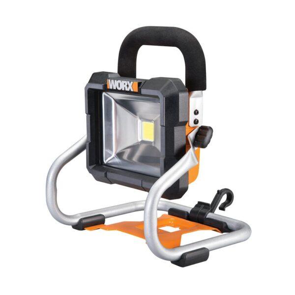 Worx POWER SHARE 20-Volt Li-Ion Work Light (Bare Tool Only)